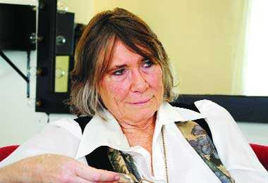 Joan Mac Donald. FUENTE: cronica.com