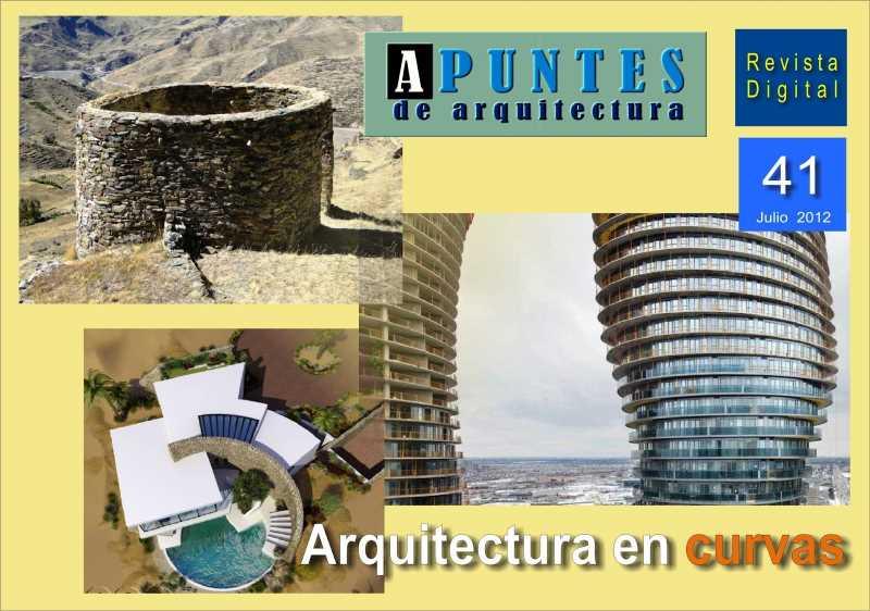Portada revista nº 41. FUENTE: apuntesdearquitecturadigital.blogspot.com