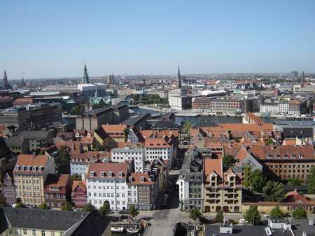 Vista de Copenhague. Fuente: clubviaje.com