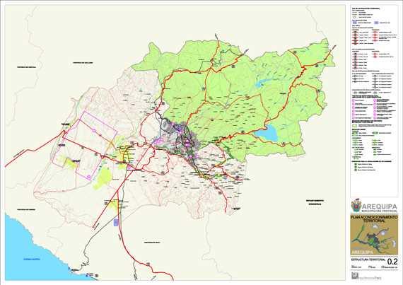 Plano de Estructura Territorial del PAT