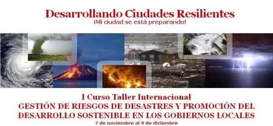 Ciudades Resilientes. FUENTE: uimunicipalistas.net