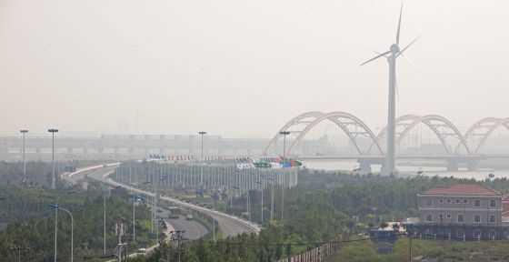 Tianjin Eco-city. FUENTE: elpais.com