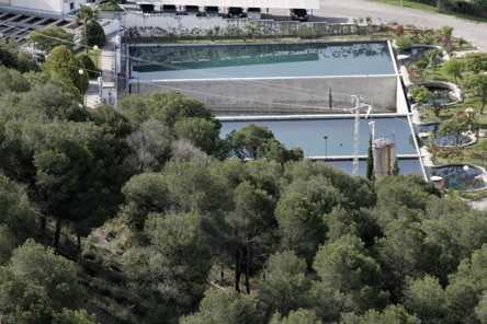 ETAP de Lancha de Cenes. FUENTE: www.emasagra.es