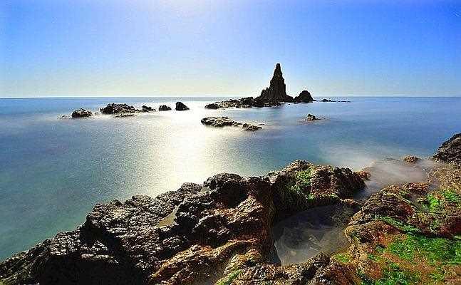 Parque Natural Cabo de Gata. FUENTE ideal.es