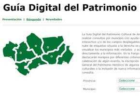 Captura de la web del IAPH. FUENTE: iaph.es