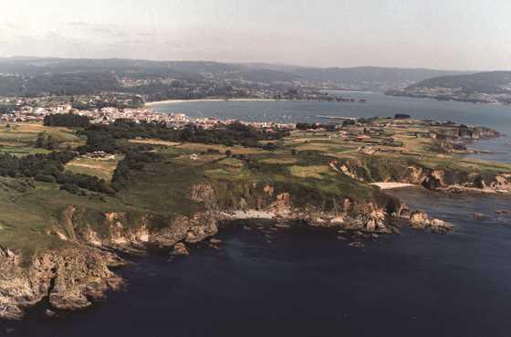 Costa de Ares. Fuente: Plan de Ordenación do Litoral de Galicia