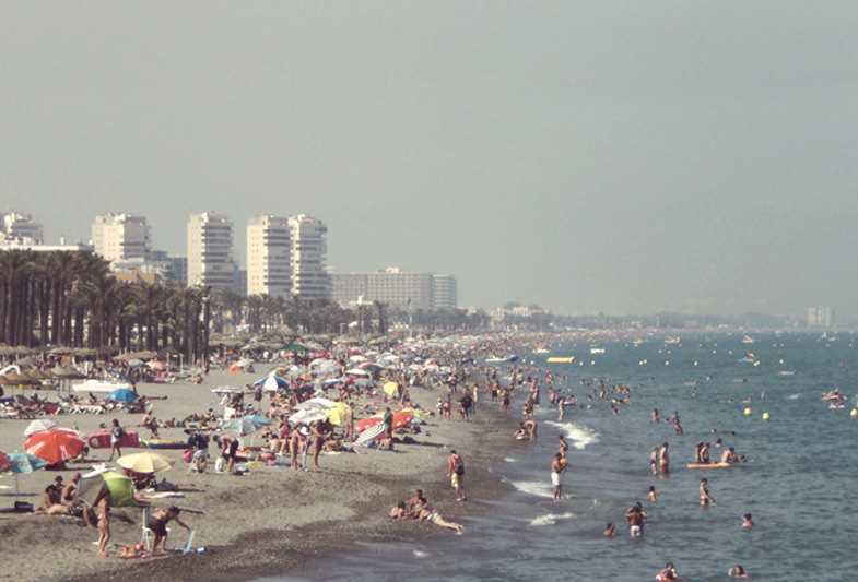 Costa del Sol. FUENTE: ugr.es/~litoral