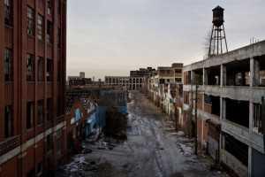 Edificios abandonados. FUENTE: traveler.es