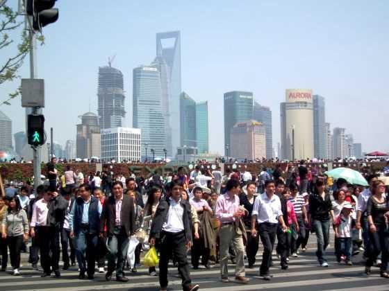 Shanghái. Fuente: elpais.com
