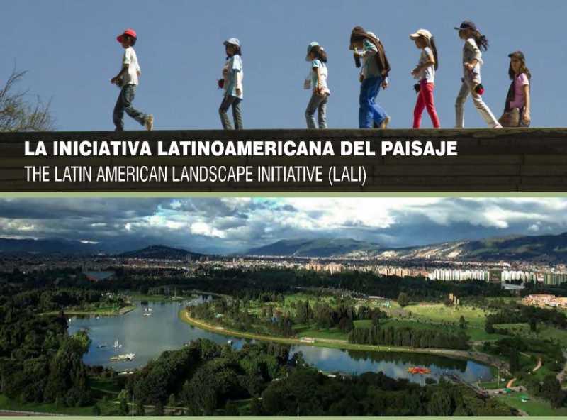Portada del Documento. Fuente: Iniciativa Latinoamericana del Paisaje