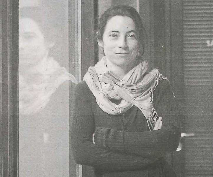 Marta Gutiérrez Blasco, decana del COAG. Fuente: Ideal