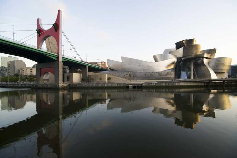 Museo Guggenheim-Bilbao.FUENTE: guggenheim-bilbao.es