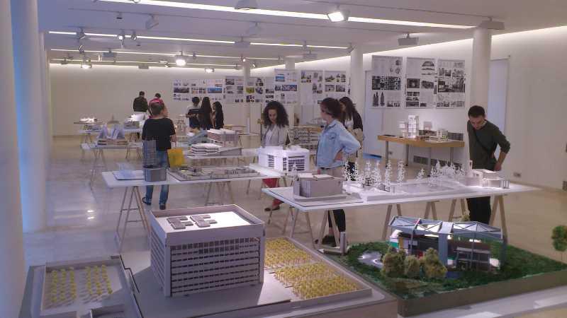 Panorámica de la Exposición. Fuente: Elaboración propia