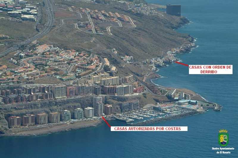Agravios comparativos en la Isla de Tenerife ya desde la anterior ley. Fuente: perjudicadosporlaleydecostas.blogspot.com.es