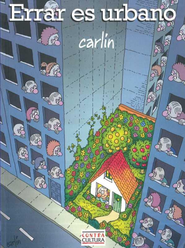 """Portada del libro """"Errar es Urbano"""""""