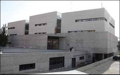 Centro Andaluz de Medio Ambiente. Granada. Fuente: iaph.es