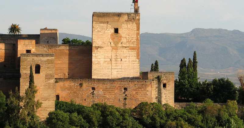Torre de la Vela. Alcazaba. Alhambra de Granada. Fuente: alhambradegranada.org