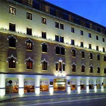 Hotel Santa Paula. Fuente: placesonline.es