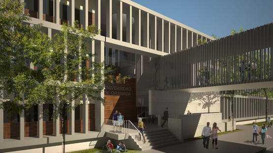 Facultad de Empresariales, Granada. Fuente: elaboracion propia.