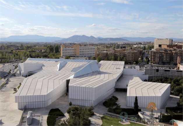 Parque de las Ciencias. Fuente: tvarquitectura.com