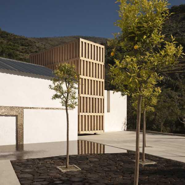 Museo del Agua de Lanjaron, GranadaFuente: xi.bienalarquitectura.es