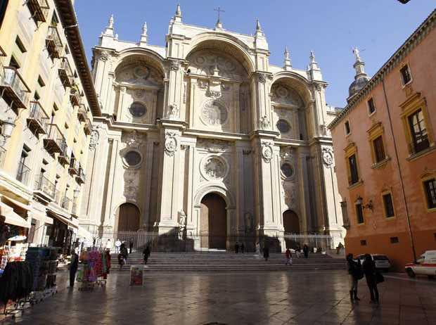 Catedral de Granada. Fuente: lashuellasdelmilenio.ideal.es