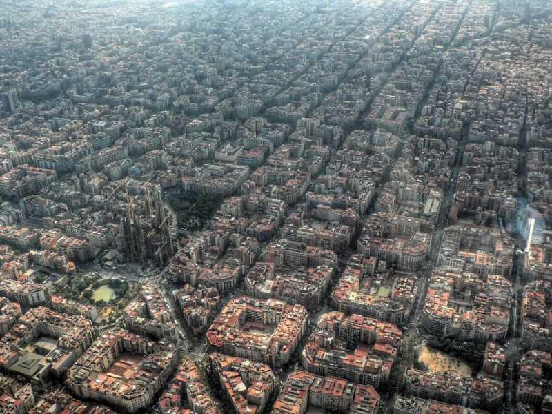 Barcelona. Fuente: jotdown.es