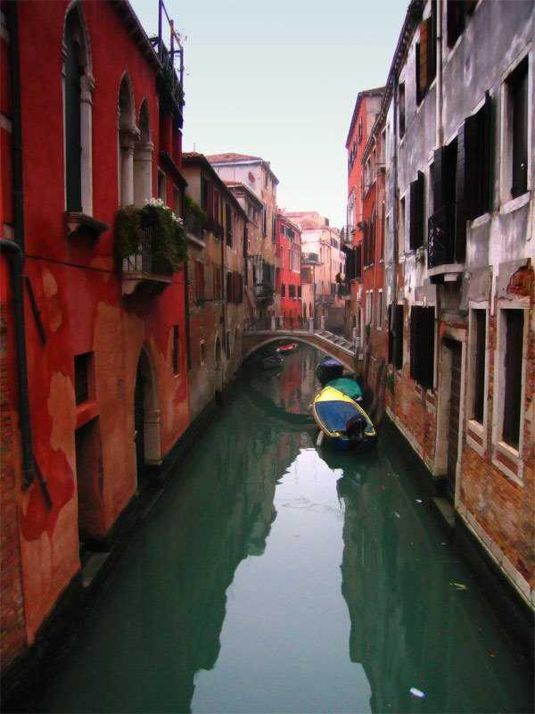 Canal de Venecia. Fuente: Panoramio