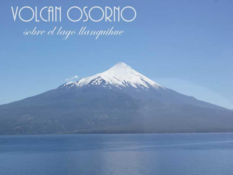 Volcán Osorno. Fuente: chu-chup.com
