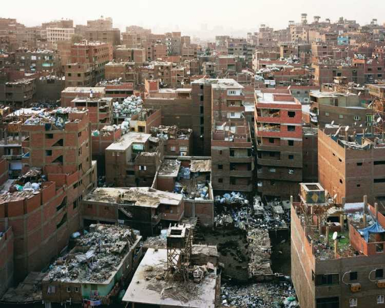 El Cairo, Egipto. Fuente: Panoramio.