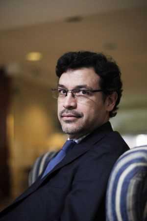 Elkin Velasquez, director de ONU Habitat para America Latina y Caribe. / ALVARO GARCIA. Fuente: elpais.com