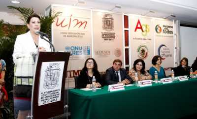 II Cumbre Iberoamericana de Agendas Locales de Género. Fuente: uimunicipalistas.org/