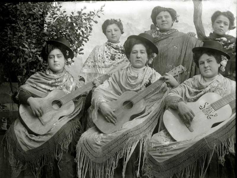 Ronda Accitana 1910 Fuente: Torcuato Fandila