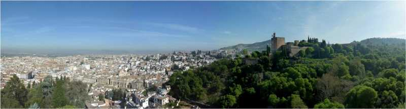 Gomerez y la ciudad de Granada Valor Ambiental