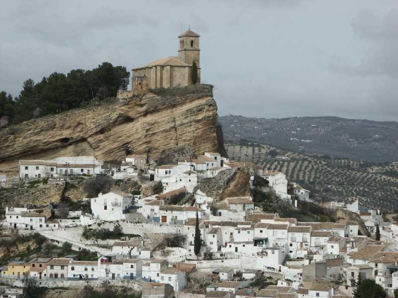 Imagen del Cerro de la Villa. Fuente: Elaboración propia.
