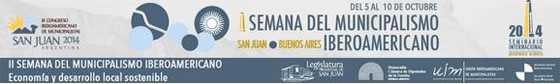 II Semana del Municipalismo Iberoamericano. Fuente: http://www.uimunicipalistas.org/