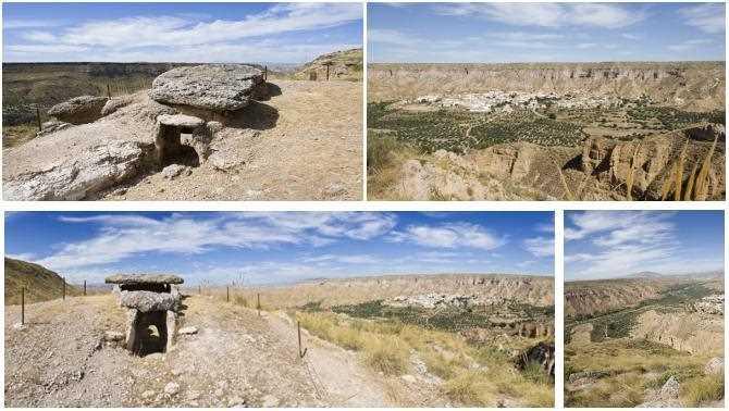 dolmenes gor