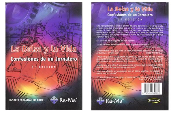 Tercera edición del ejemplar escrito por Ignacio Sebastián de Erice. :: Comprar en Amazón