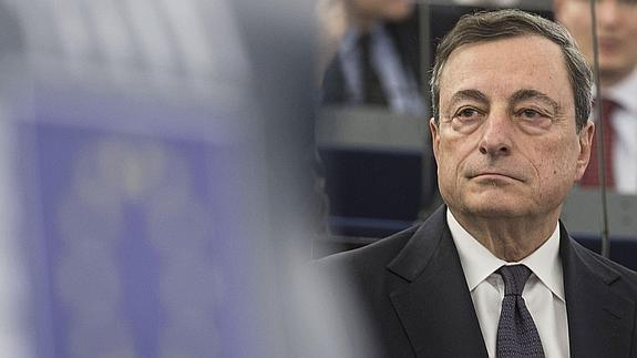 Mario Draghi. Presidente del BCE