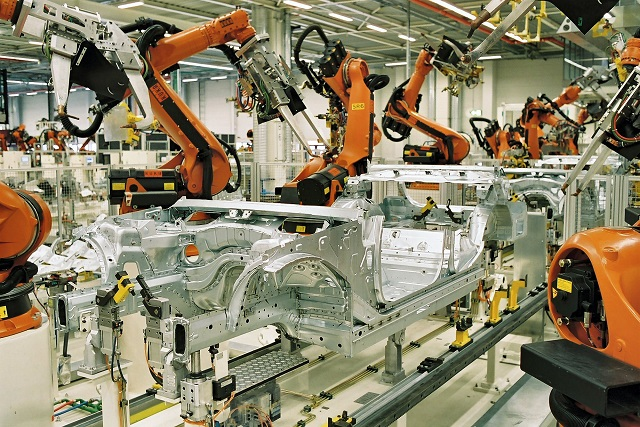 Producción Robotizada