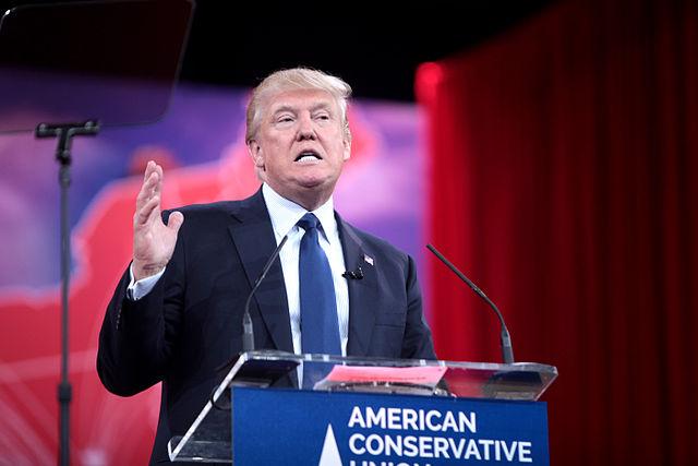 Donald Trump, presidente de USA