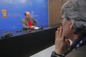 Dimite el diputado de turismo de la Diputación de Granada  Foto: Ram