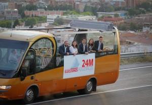 Foto de candidatos a las municipales 2015.   Foto: Ramón L. Pérez