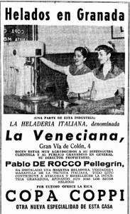 Publicidad de La Veneciana