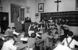Escolanía de la Virgen de las Angustias