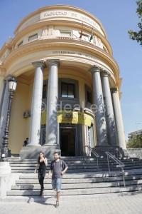 Facultad de medicina. FOTO: RAMON L. PEREZ
