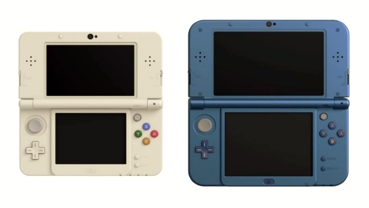Resultado de imagen de New nintendo 3Ds y New nintendo 3DS XL